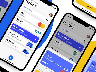 Pocket Cards App ui  ux design mobile mobile app design mobile app web design app ux ui