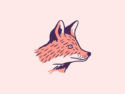 Foxy foxy illustrator ui animal design illustration character fox