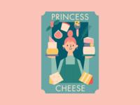 Princess Cheese