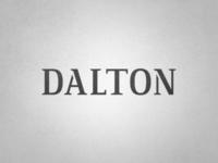 Dalton Consulting WIP