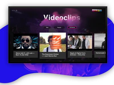 Bridge Media TV App