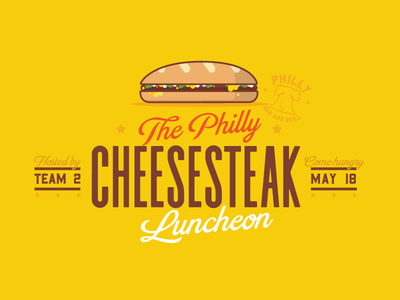 Philly Cheesesteak Lunch philadelphia philly lunch cheesesteak