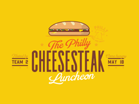 Philly Cheesesteak Lunch