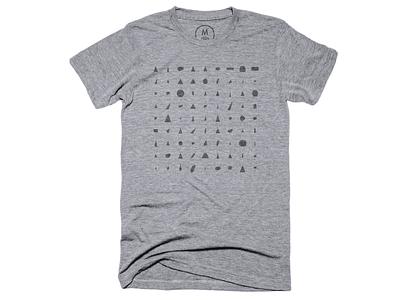 Cotton Bureau - 81 A-holes T-shirt t-shirt shirt typography type aholes cottonbureau