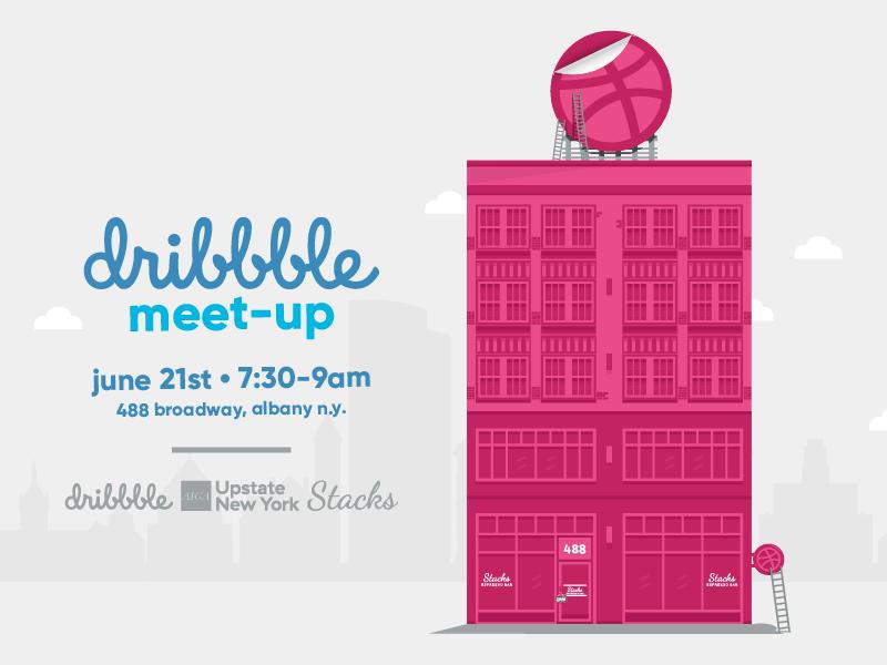 Dribbble Meet-Up ny new york albany upstate dribbble meet-up creatives meet-up meet coffee aiga dribbble