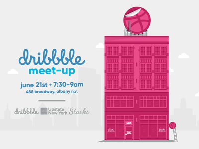 Dribbble Meet-Up