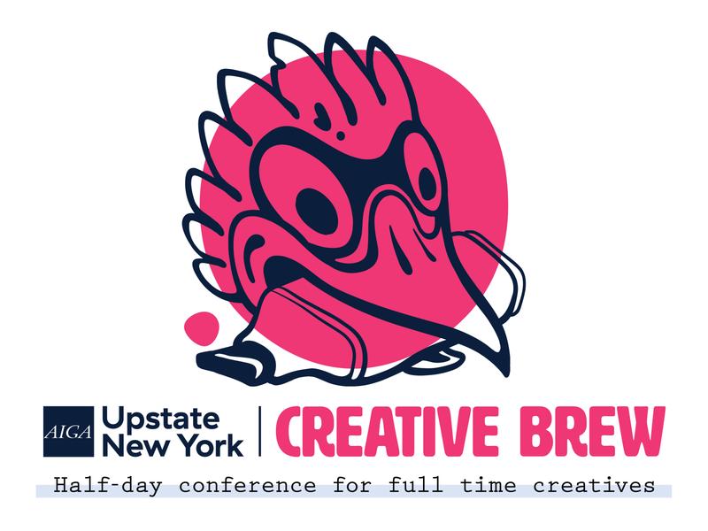AIGA Creative Brew Conference - October 5, 2019