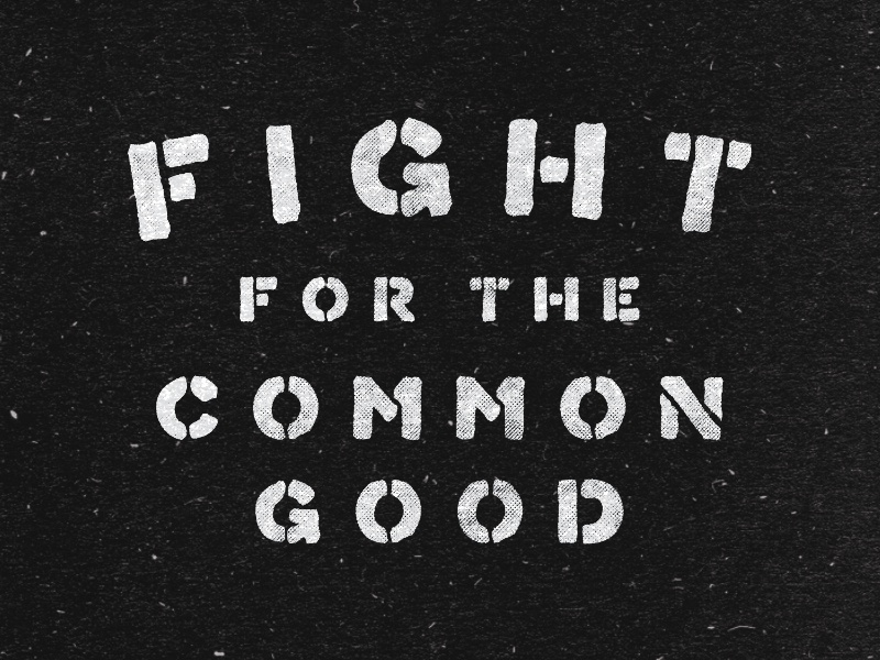 Array - fight for the common good by brian brubaker   dribbble  rh   dribbble com