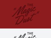 The magic dust gritty