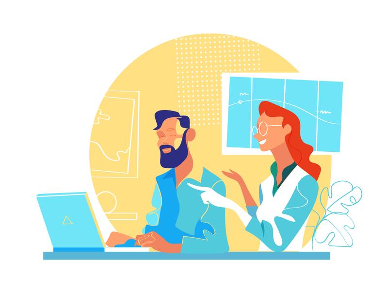 Design Advice drawing illustration graphic design suggestions consultant web designer visual designer designer freelance client design