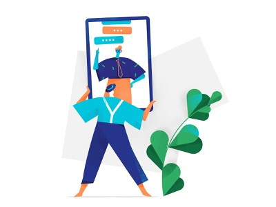 Expert Advice advice specialist tutor groucho chat app chatbot questions assistance support steps mobile app expertise answers expert illustration