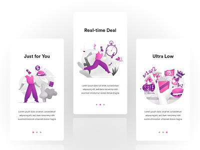 Food Deals App hurca tutorial restaurant app cafe gourmet realtime deal food steps app