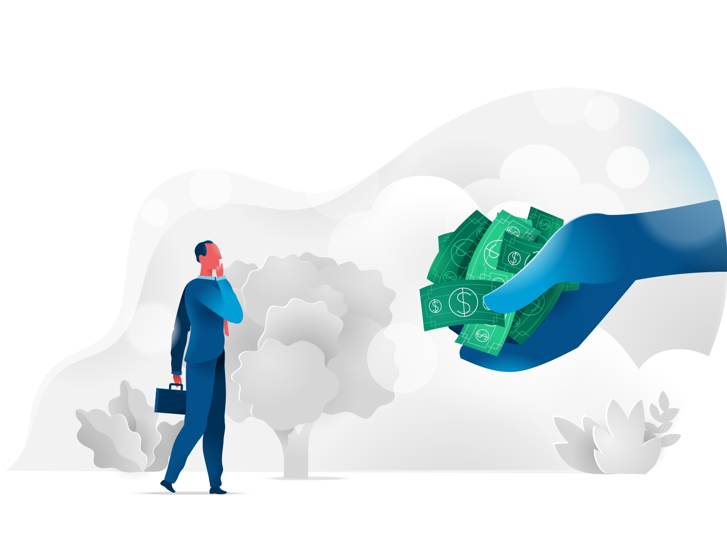 Money For Nothing   Salesforce Journey Collection #1 salesforce hurca temptation illusion dream success money business