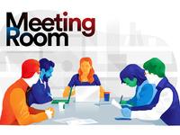 Meeting room writing