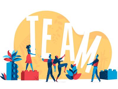Startup Teamwork kit wow hurca lego young engagement lifework balance team building teamwork startup people team