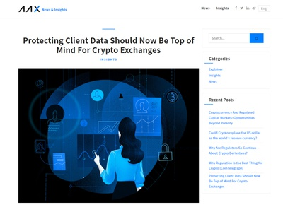 Client Data Protection wow hurca crypto bit coin finance chart stats technology information big data