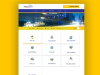 Auto and Transport Landing Page