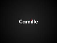 New Camille Logo! 📸