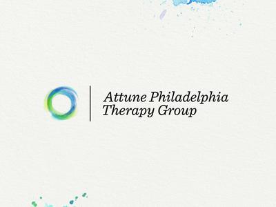 Attune Philadelphia Therapy Group Logo