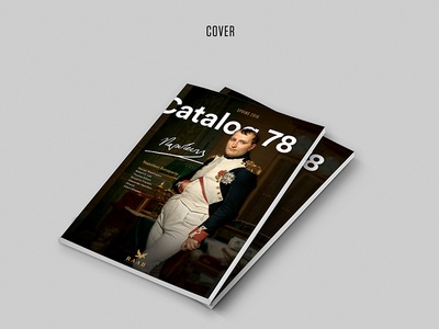 Raab Catalog - Cover