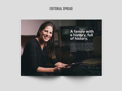 Raab Catalog - Editorial