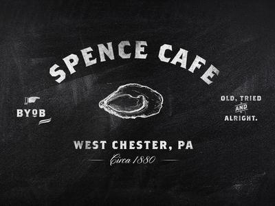 Spence Cafe Logo