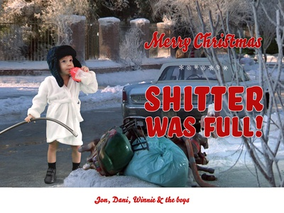 Yucis Family Christmas Card 2018