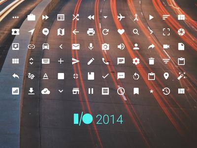Google Icons 2014