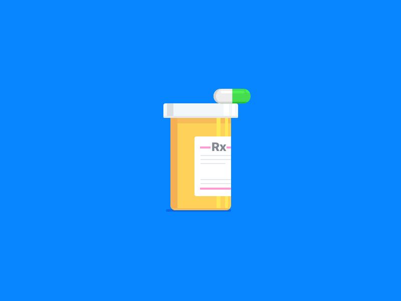 Prescription Bottle in Sketch free download vector sketch yellow rx tablet pill illustration medicine