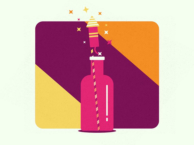 Happy Diwali  india diwali bottle rocket