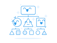 Newsletter Icons - Hierarchy