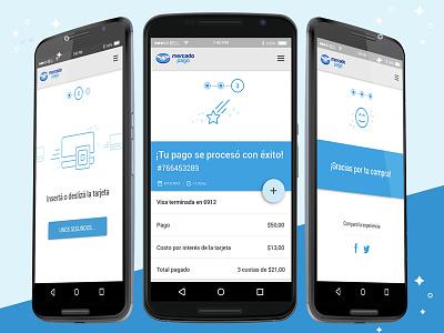 Mercado Pago Propuesta 1 app wizzard interaction design uiux