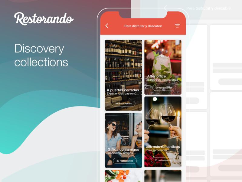 Discovery Collections Restorando