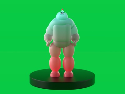 Character redshift character modelling illustration 3d illustration 3d rendering