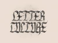 Letter Culture.