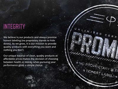 Promise Seal seal logo branding design