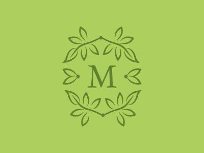 Natural Care Logo wellness spa care nature logo