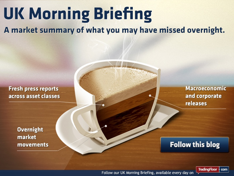 Coffee Morning Briefing Tradingfloor - finished coffee cup cup of coffee finance blog trading uk morning wood blur smoke layers