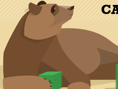 Mine, all mine bear economy market return