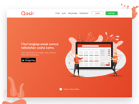 Qasir Feature Page