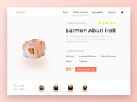 Sushiroll Exploration Page