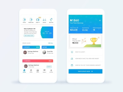Zoto | Nigerian Payments App bills electricity africa nigeria lucky win cashback data rewards recharge payments