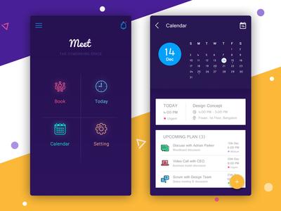 Schedule meeting app 2