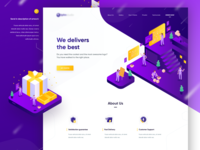 TPHN Landing Page Concept