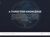 Iceandsky website screen 2