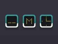 Icon App - Alerte Metro
