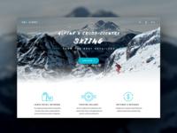 Ski Lines - ecommerce