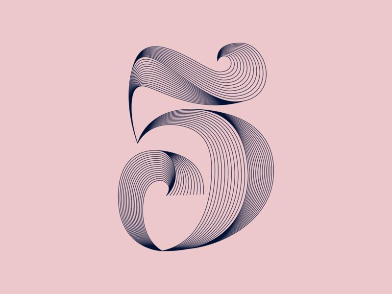 QUARANTYPE - 5 X 36 Days Of Type #7