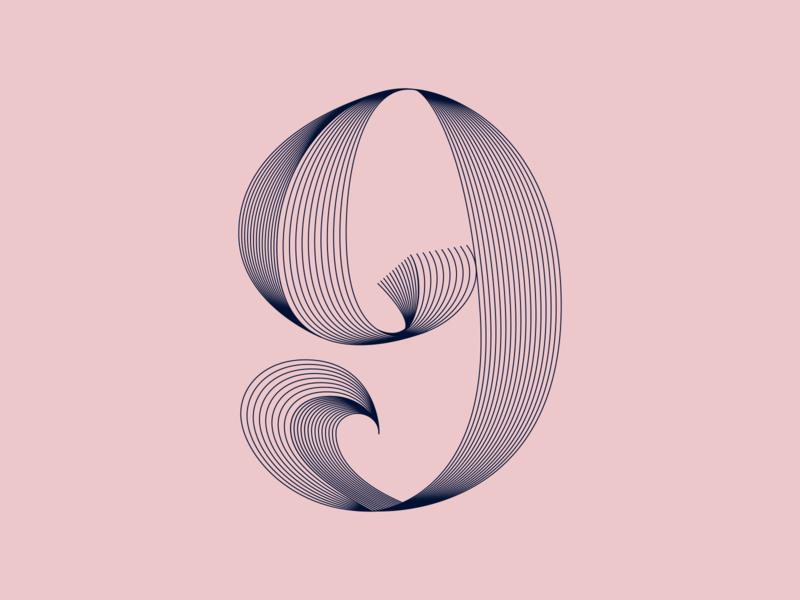 QUARANTYPE - 9 X 36 Days Of Type #7