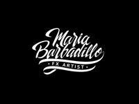 Maria Barbadillo Logo